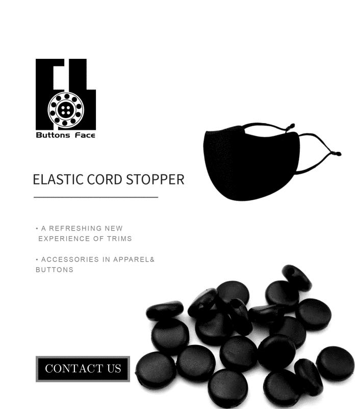 Elastic cord stopper